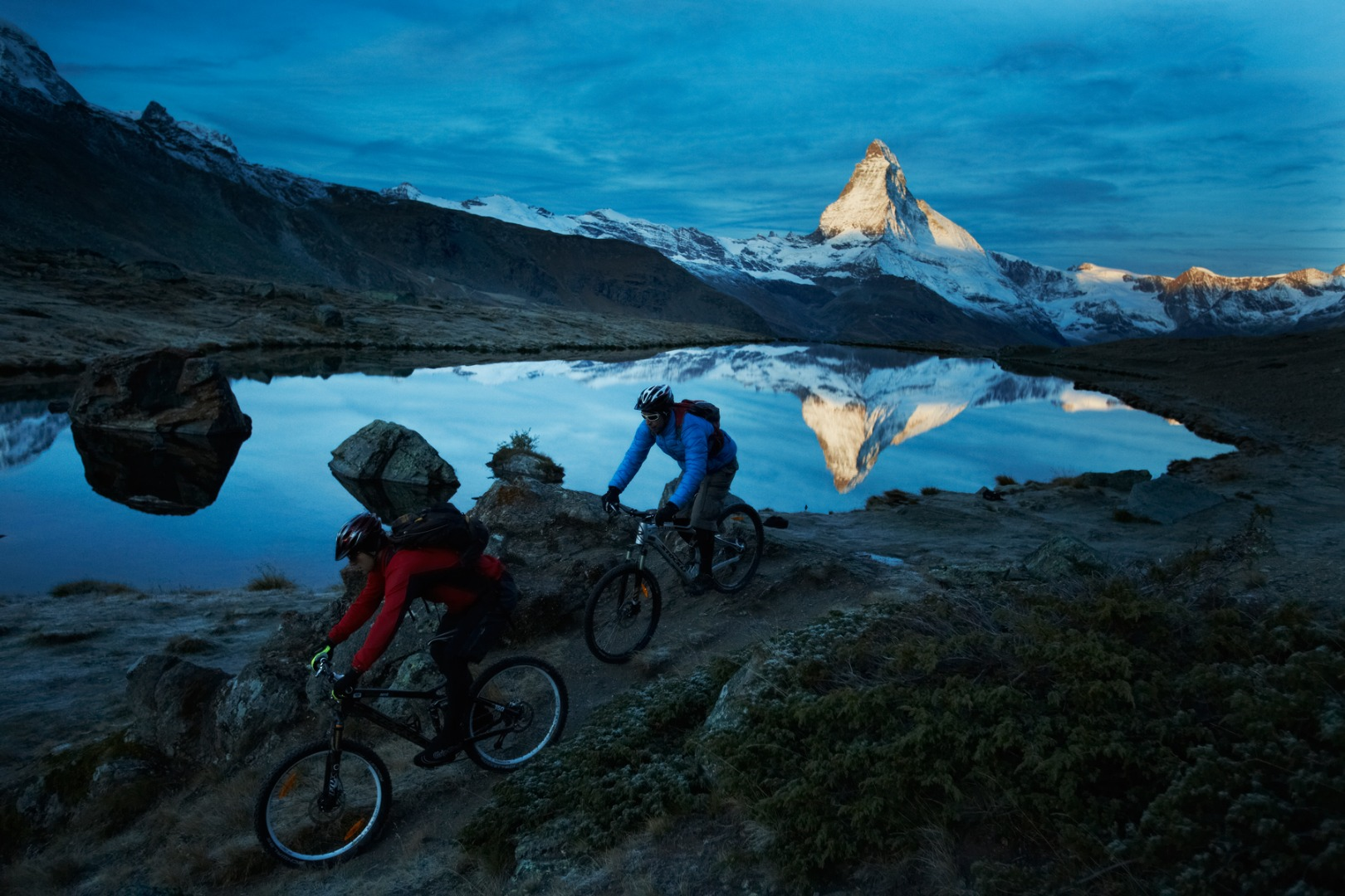 Zermatt Cycling